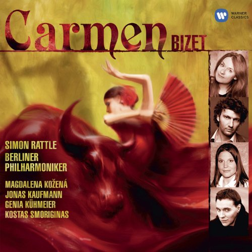 """Carmen, Act 1: """"Près des rempa..."""