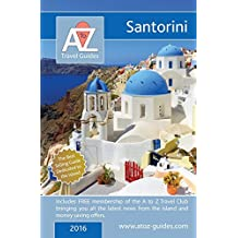 A to Z guide to Santorini 2016