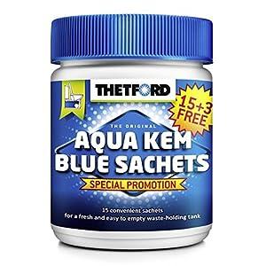 Thetford 8710315021813 Aqua KEM Beutel 15+3