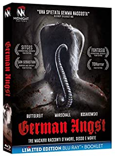 Blu-Ray - German Angst (Ltd) (Blu-Ray+Booklet) (1 BLU-RAY)