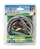 Four Paws Heavy Weight Tie Out Cable - 30ft