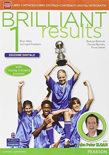 Brilliant results. Con Fascicolo. Per la Scuola media. Con e-book. Con espansione online: 1