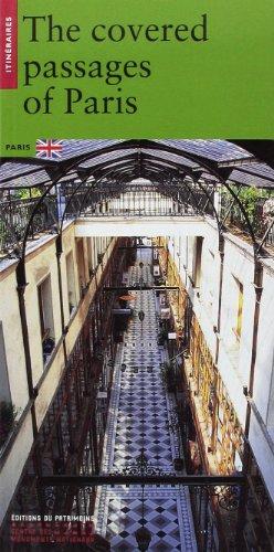 Paris et ses passages couverts -Anglais-