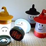 Bazaar LED Smile Face Hängezelt Licht Nachttischlampe für Schlafzimmer Kid Haus
