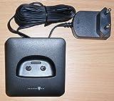 T-Com Sinus Ladeschale / Charger inkl. Netzteil fuer ISDN Mobilteil Sinus A503i / 302i / 502i / A502i