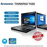 "Lenovo Thinkpad T420 Notebook PC 14"" Core i5-2540M 2.5GHz 4GB RAM 320GB HDD Windows 10 Home 64Bit sold and warranted by Easy buy (CRS-UK) Registered Trade Mark No.UK00003100632"