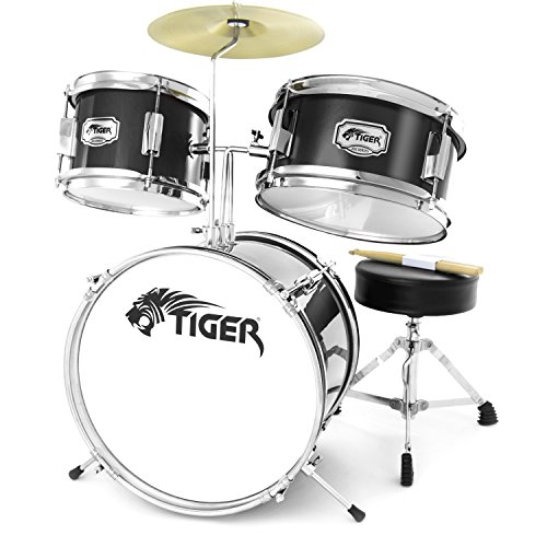 tiger-3-piece-junior-drum-kit-black