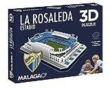 Málaga CF M&aacutelaga CF Puzzle 3D Estadio La Rosaleda (Producto Oficial) Ninguna Eleven Force...