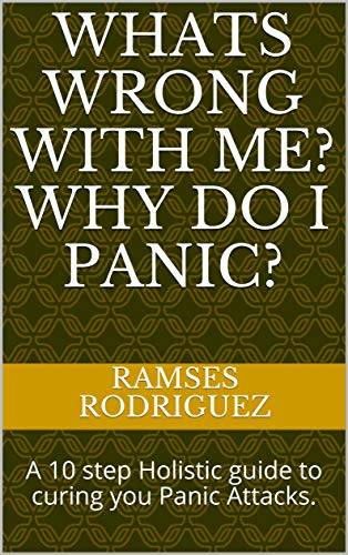 Whats wrong with me? Why do I panic?: A 10 step Holistic guide to curing you Panic Attacks. (English Edition)