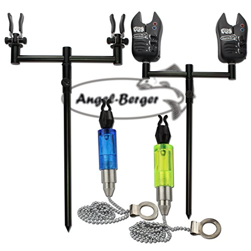 Angel Berger Black Quick Rod Pod