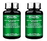 Scitec Nutrition 2 x Mega Glucosamine 100 Kapseln