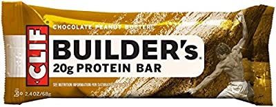 Clif Bar Builders Protein Bar by Clif @ WOWOOO