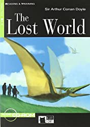 The lost world book and audio CD/CD-ROM ( Black Cat step 2 )