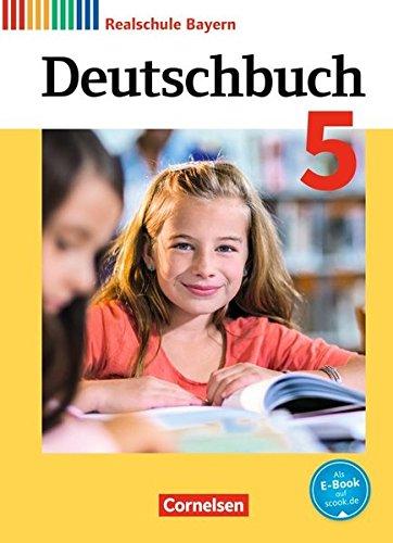 deutschbuch-realschule-bayern-5-jahrgangsstufe-schulerbuch