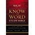 NKJV, Know The Word Study Bible, Ebook, Red Letter Edition: Gain a greater understanding of the Bible book by book, verse by verse, or topic by topic
