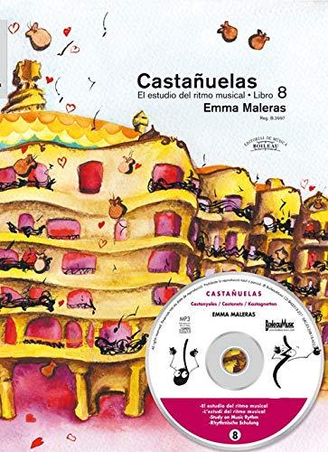 Castañuelas. Vol.8: El estudio del ritmo musical