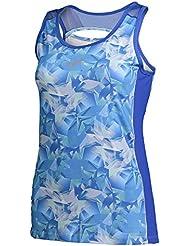 Joma 900202.700 - Camiseta de tirantes para mujer, color Multicolor (Blue Royal), talla Small