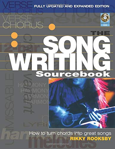 rikky rooksby: The Song Writing Source portatil (Revised and upda Ted Edition)