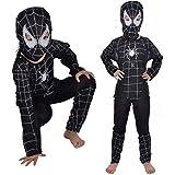 Carnaval Halloween Costume Spider-Man Noir