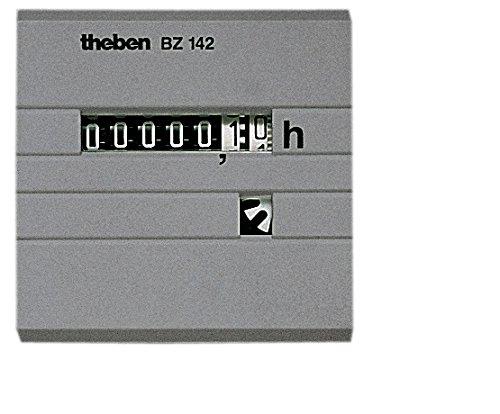 Theben 1420721 BZ 142-1 Compteur horaire de fonctionnement