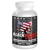 Testo Booster auf NO2-Basis by BBGENICS - BlackDemon X-Treme II, Anaboles Muskelaufbau-Supplement, original US-Rezeptur, 180 Kapseln