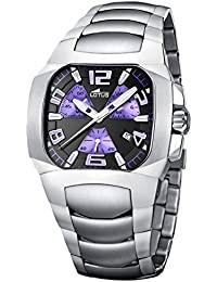 ca88a7d5ed74 Amazon.es  Lotus - Rectangular  Relojes