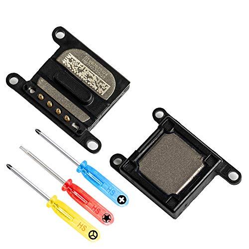 MMOBIEL Hörmuschel Hörer Ohrmuschel kompatibel mit iPhone 8 Plus / 7 Plus Lautsprecher inkl 3 x Schraubenzieher