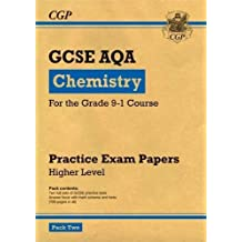 New Grade 9-1 GCSE Chemistry AQA Practice Papers: Higher Pac