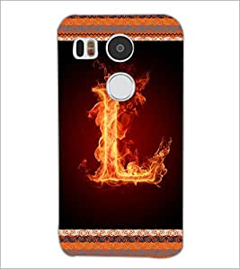 PrintDhaba GRANDbet L D-2539 Back Case Cover for LG NEXUS 5X (Multi-Coloured)