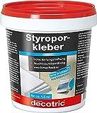 Styroporkleber 1 kg gebrauchsfertig decotric