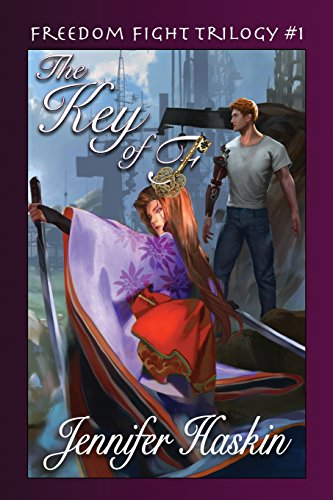 Book cover image for The Key of F: Volume 1 (Freedom Fight Trilogy)