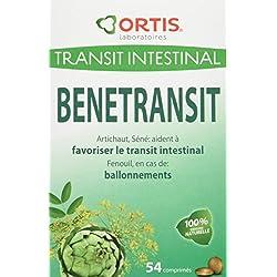 ORTIS Benetransit Complément Alimentaire 54 Comprimés