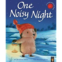 One Noisy Night (Little Hedgehog)