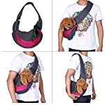 BENWEI Classics High-quality Breathable Dog Front Carrying Bags Mesh Comfortable Travel Tote Shoulder Bag For Puppy Cat… 25