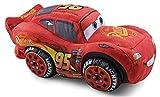 Grandi Giochi- Peluche Cars 3 Saetta McQueen, 25 cm, GG01257