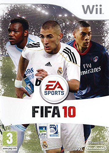 Electronic Arts Fifa 10, Wii - Juego (Wii)