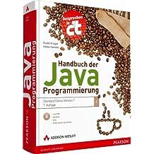 Handbuch der Java-Programmierung - inkl. DVD mit HTML-Version des Buches: Standard Edition 7 (Programmer's Choice)