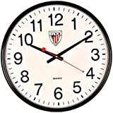 Athletic Club de Bilbao - Reloj de pared 45 cm RE03AC00 - Negro