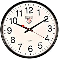ATHLETIC CLUB DE BILBAO - Reloj de Pared 45 cm RE03AC00 - Negro