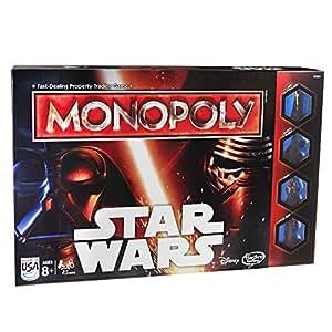 Hasbro Gaming Monopoly Game Star Wars