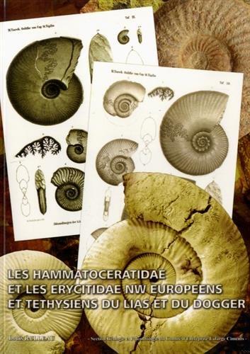 Les Hammatoceratidae et les Erycitidae NW européens et théthysiens du Lais et du Dogger