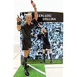 Figura árbitro PIERLUIGI COLLINA a escala 1:9 /18 cm (Edición limitada)