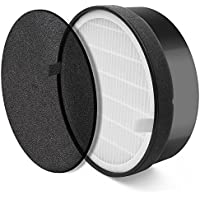 Levoit Air Purifier LV-H132 Replacement Filter, True HEPA and Activated Carbon Filters Set