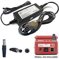 ABC Products® Reemplazo del cable de DC 9V / 9 V Volt 2000 Mah Adaptador