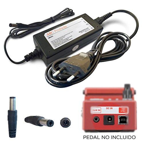 ABC Products® Reemplazo del cable de DC 9V / 9 V Volt 2000 Mah Adaptador Adaptador Fuente de alimentación / Adaptador de corriente PSA-230ES, PSA-230S, PSA-240 para Boss / Roland PSU (modelos indican a continuación)