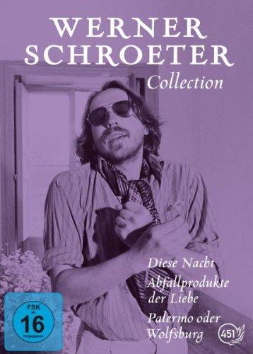 Bild von Werner Schroeter Collection (4 DVDs)