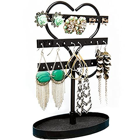 EARRING JEWELLERY HOLDER. A Jewellery Organizer To Display Your Fashion Jewellery Earrings By SpecialtyStyles