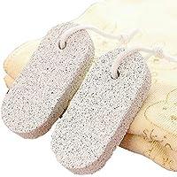 Bimsstein Fußpflege Pediküre Pflege Harte Haut Nagelhautentferner Pediküre Fußbad Natürliche Bimsstein 2 STÜCKE DE preisvergleich bei billige-tabletten.eu