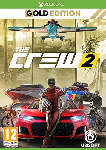 The Crew 2 Gold Edition | Xbox One - Code jeu à télécharger