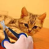Tijera Corta Uñas Cortauñas p/ Animal Perros Gatos Aves